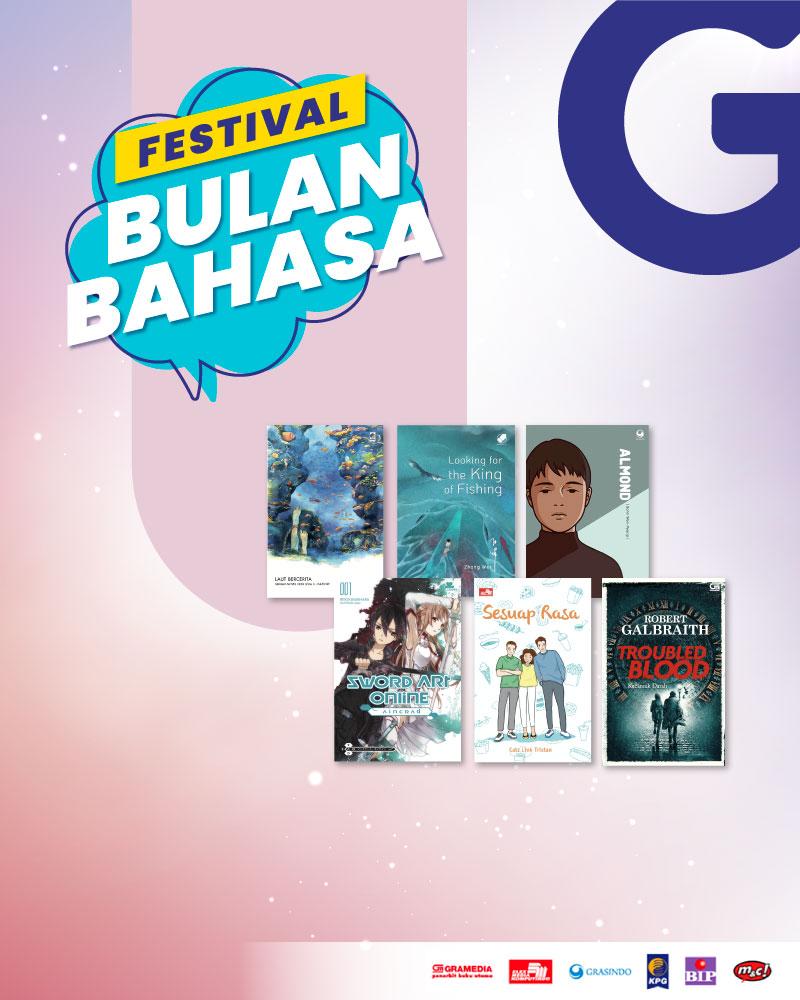 Festival Bulan Bahasa